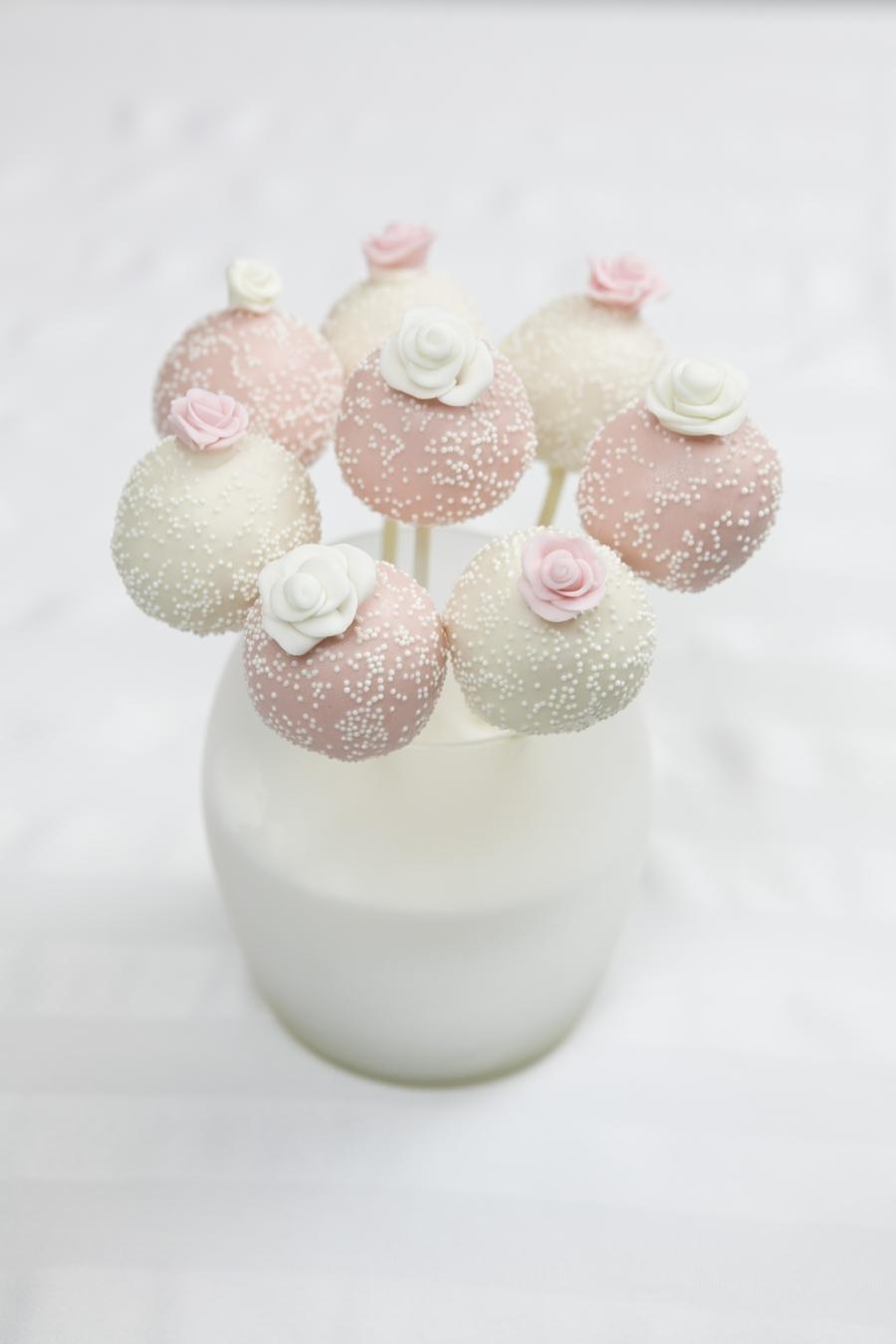 Wedding Cake Pops Cakecentral Com