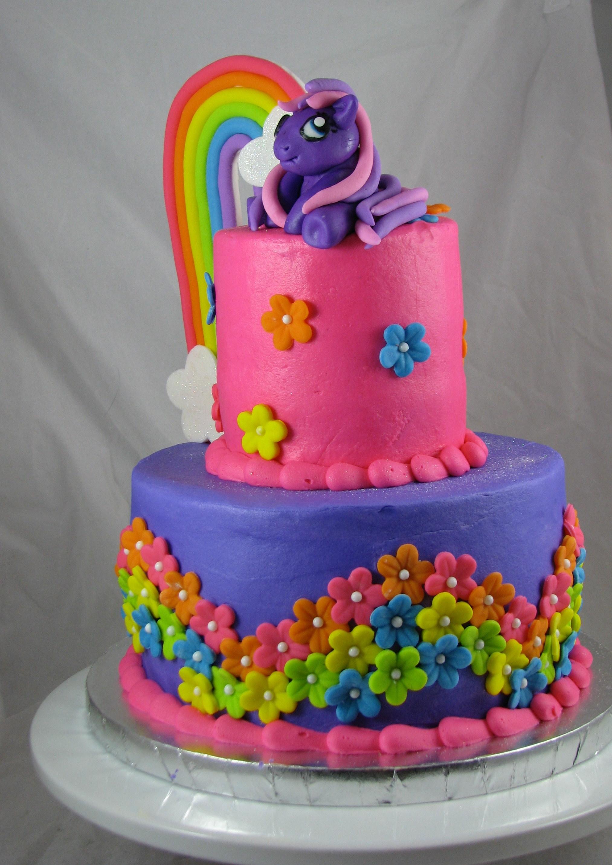 My Little Pony Birthday Cake Photos