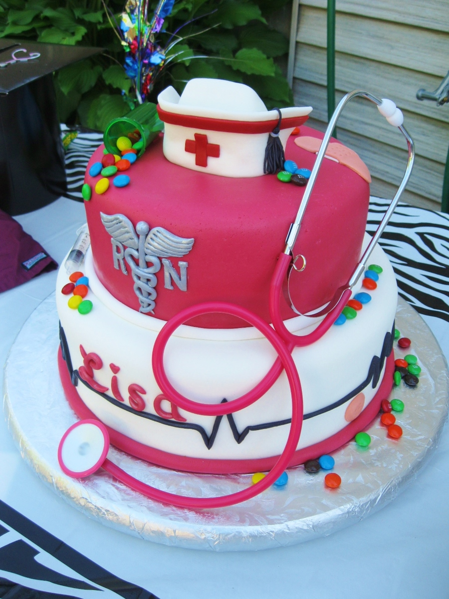 Images Of Nursing Cakes