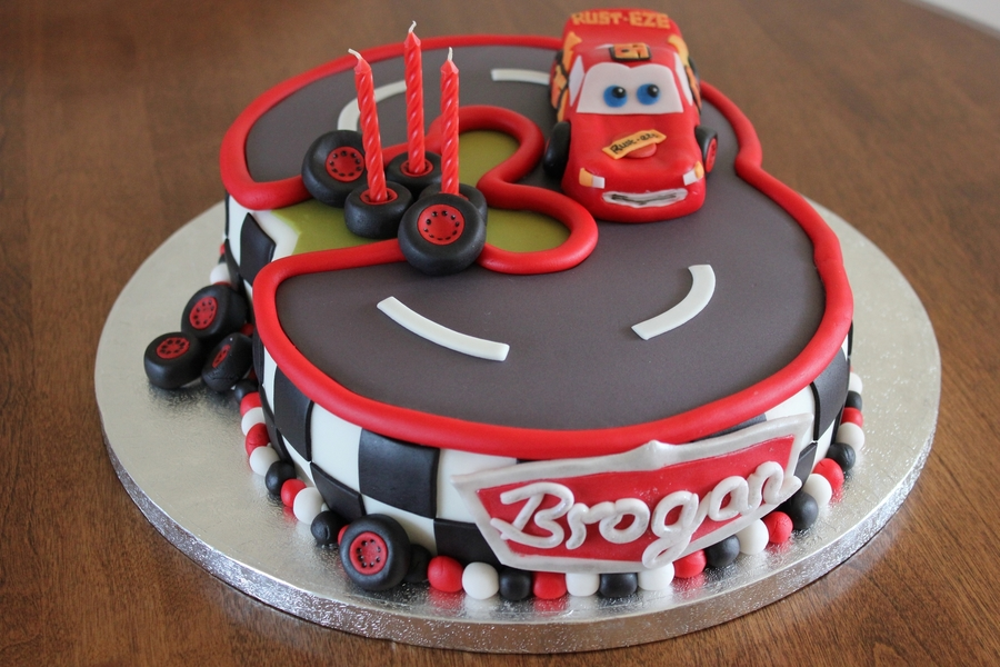 disney cars cake on cake central