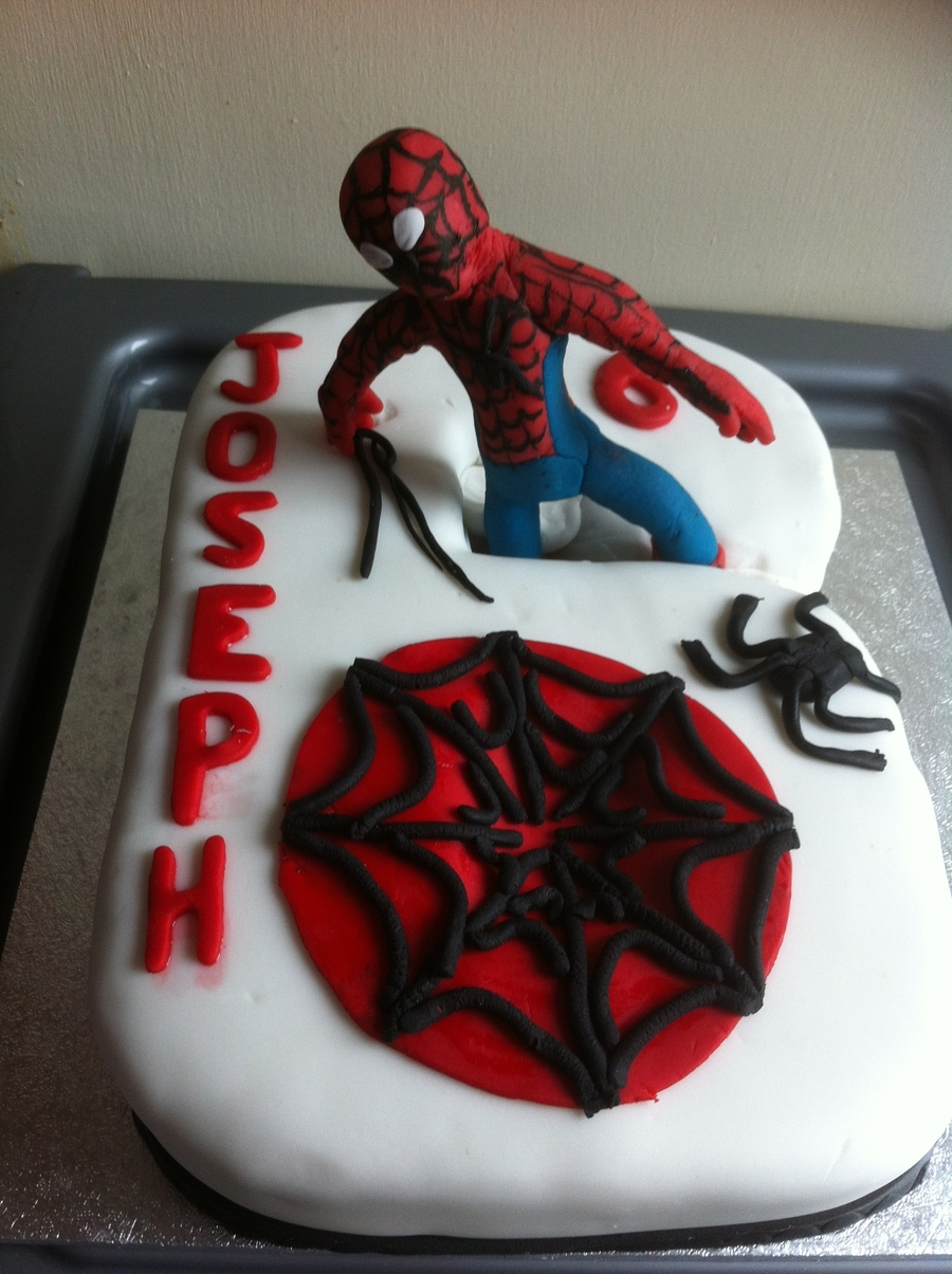 Spiderman on Cake Central
