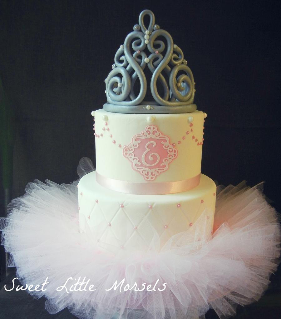 Princess Tutu Cake Cakecentral Com