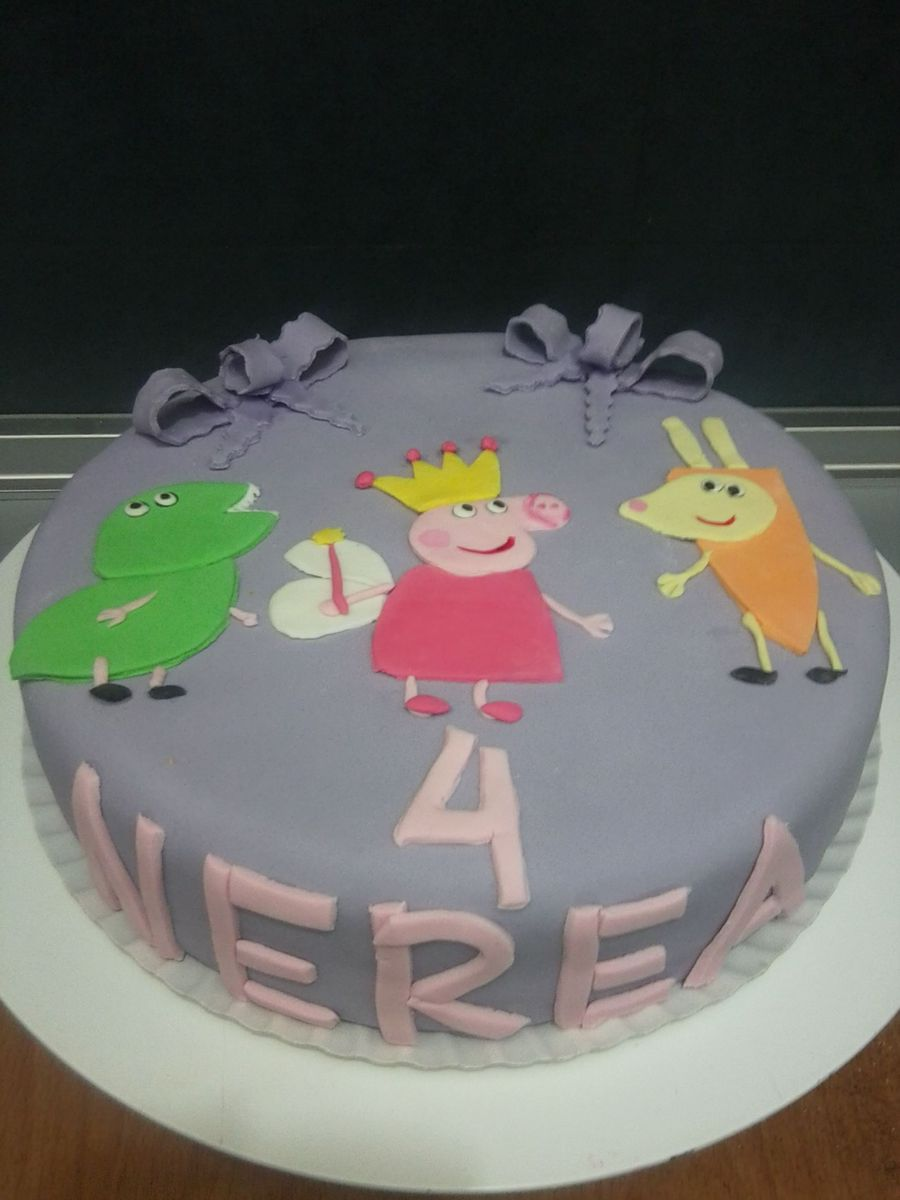 Pepa Pig  on Cake Central