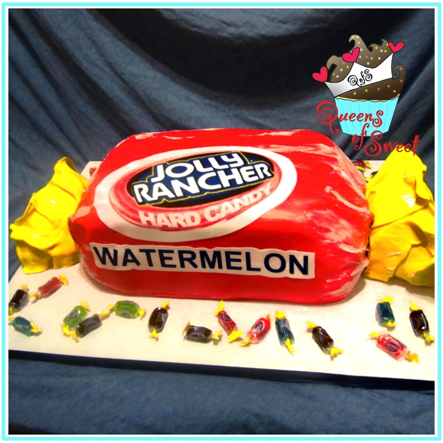 Jolly Rancher on Cake Central