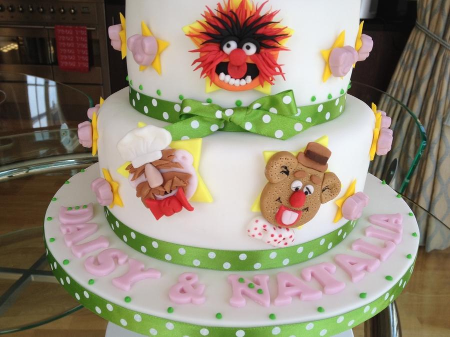 Muppet Cake - CakeCentral.com