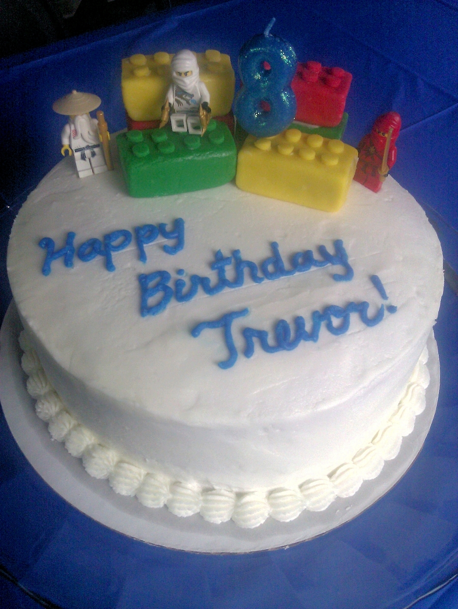 Easy Lego Cake Design Pictures to Pin on Pinterest - PinsDaddy
