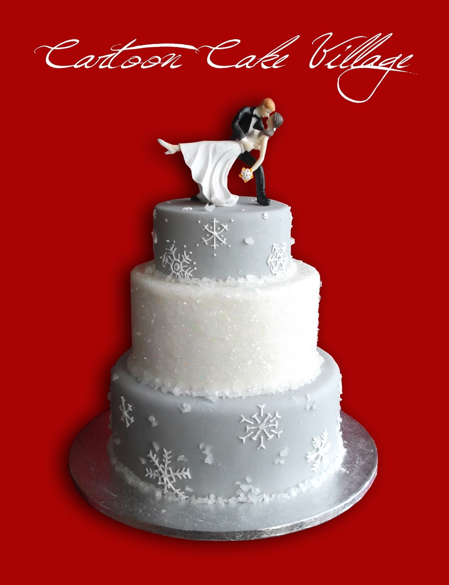 Wedding On Ice on Cake Central