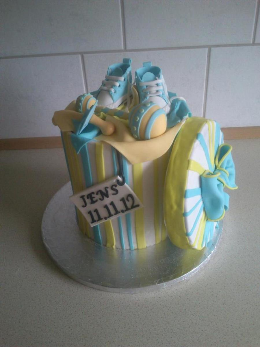 Baptism Cake For Baby Boy on Cake Central