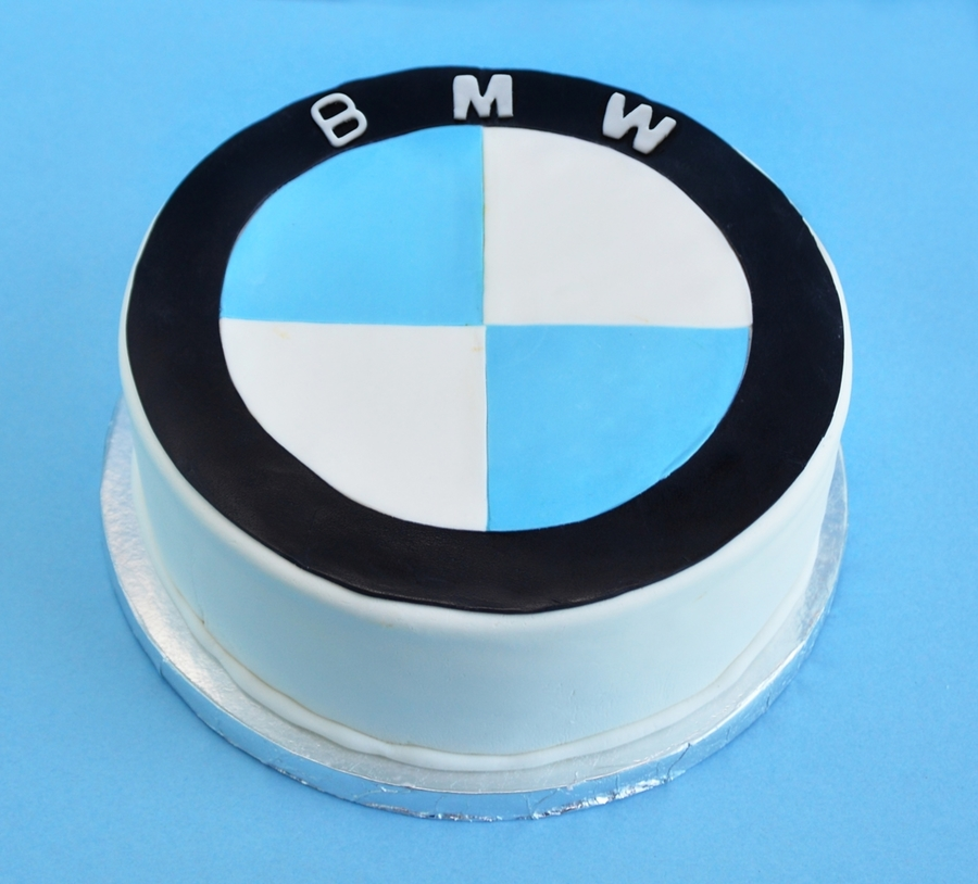 Bmw Roundel Cake on Cake Central