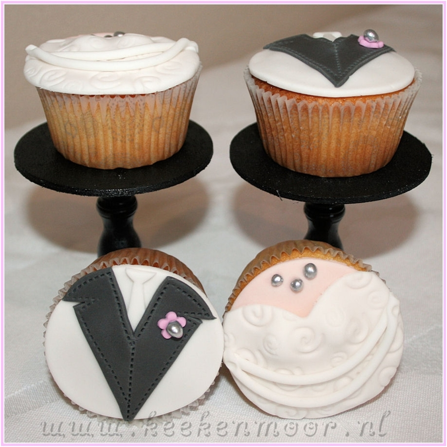 Wedding Cupcakes on Cake Central
