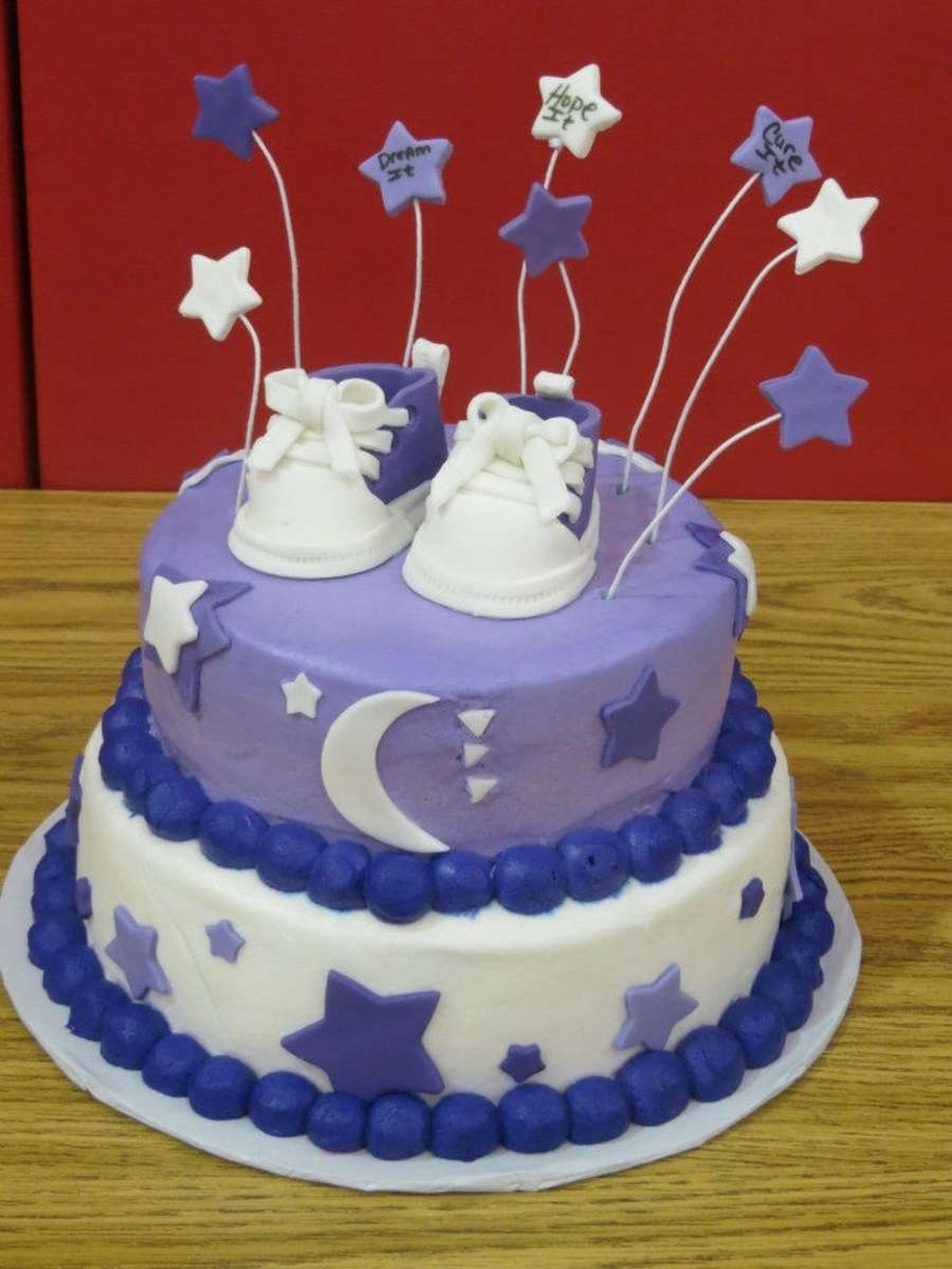 Relay For Life Cake on Cake Central