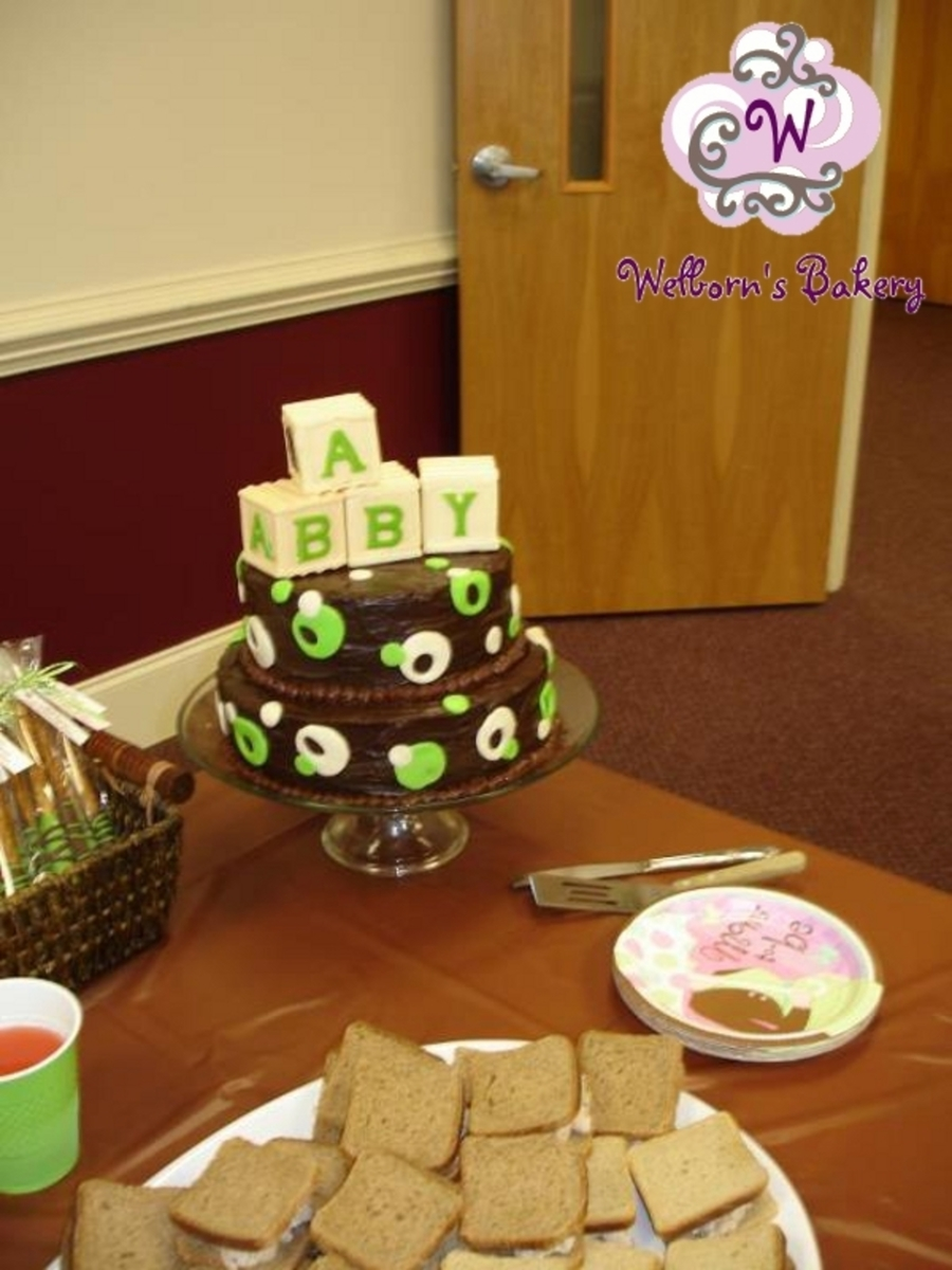 Baby Shower on Cake Central
