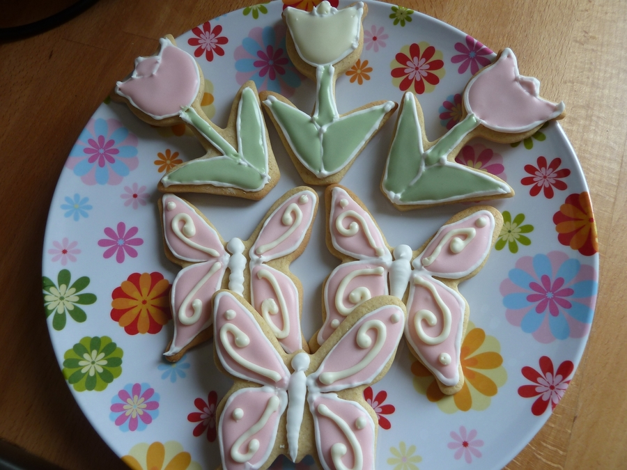 Cookies For Easter, Mother's Day... on Cake Central