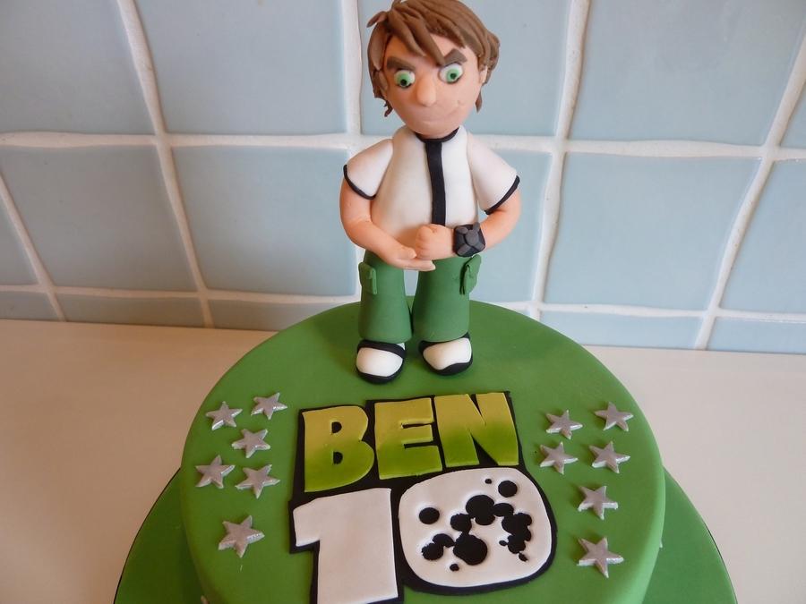 Ben 10 Birthday Cake Cakecentral
