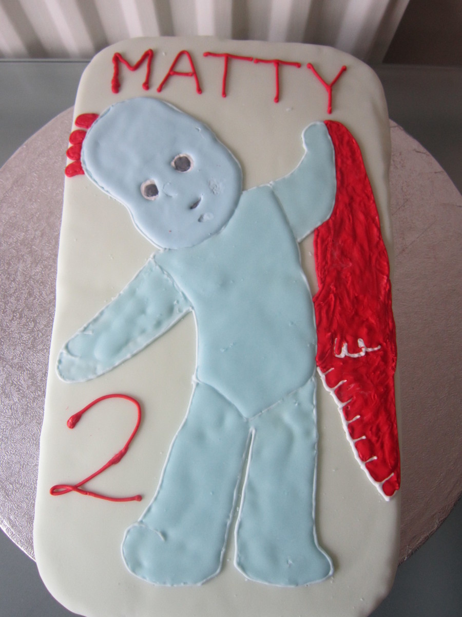Iggle Piggle Birthday Cake on Cake Central