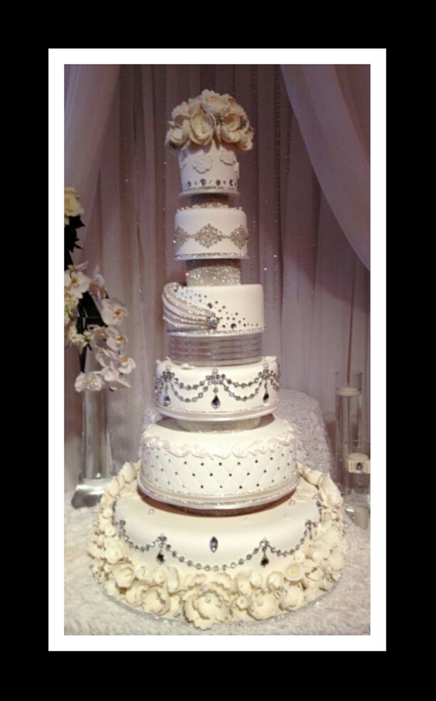 Stunningggg By Royal Cakes on Cake Central
