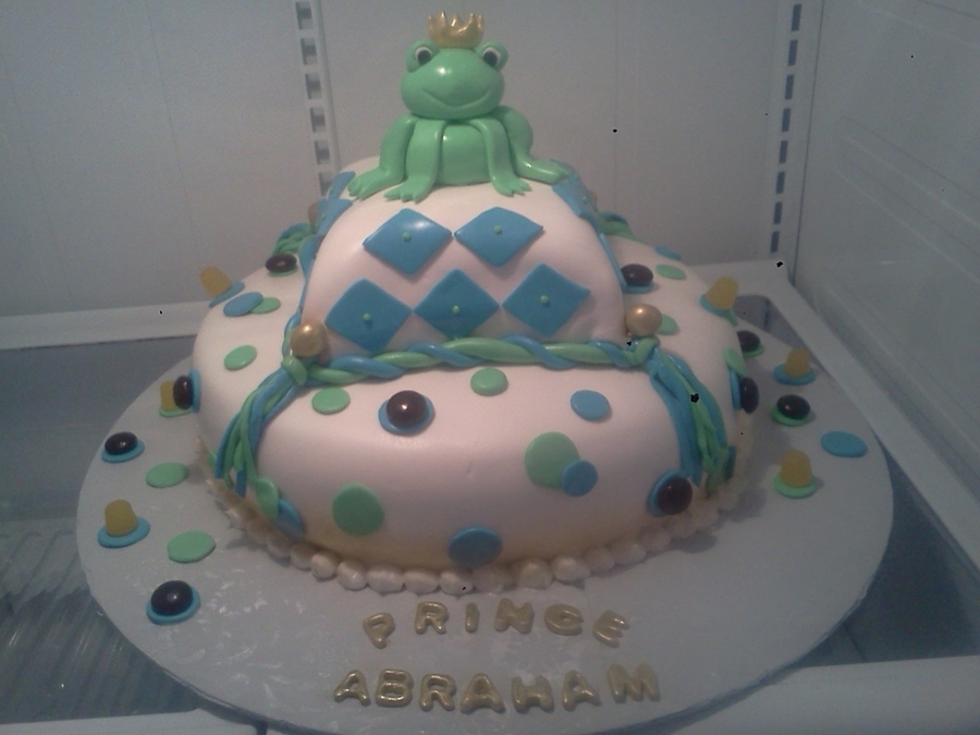 Frog Prince on Cake Central