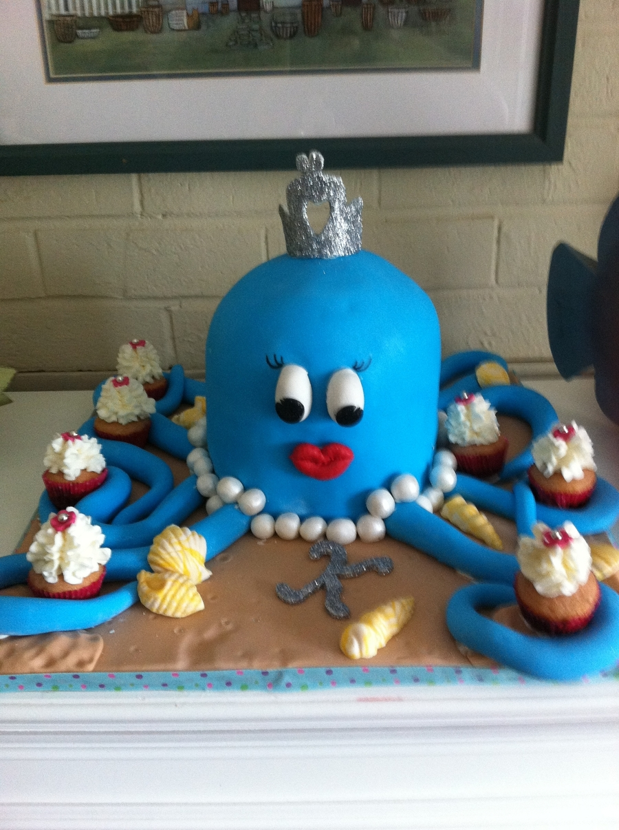 The Partypus on Cake Central