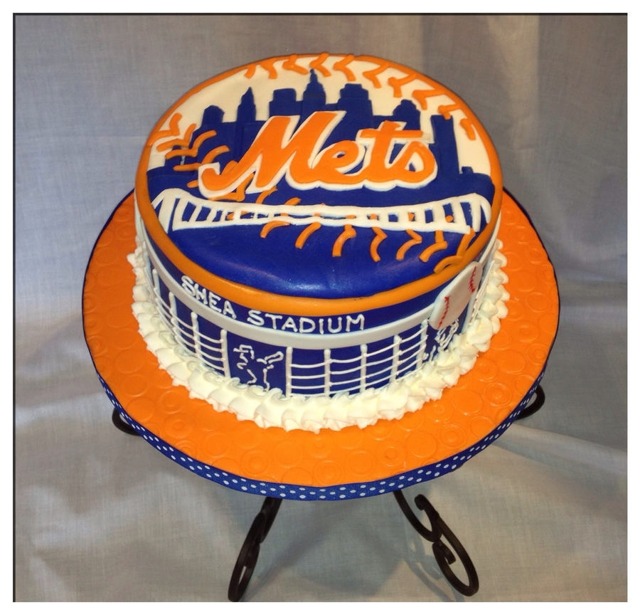 Mets Cake on Cake Central