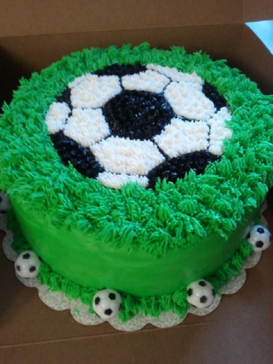 Futbol Soccer Cakes
