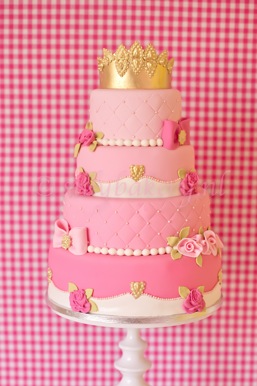 Princess Cake Princesses Taart on Cake Central