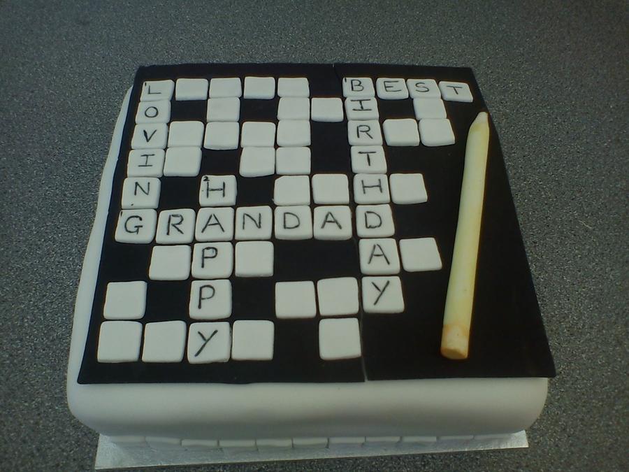 Crossword Puzzle - CakeCentral.com