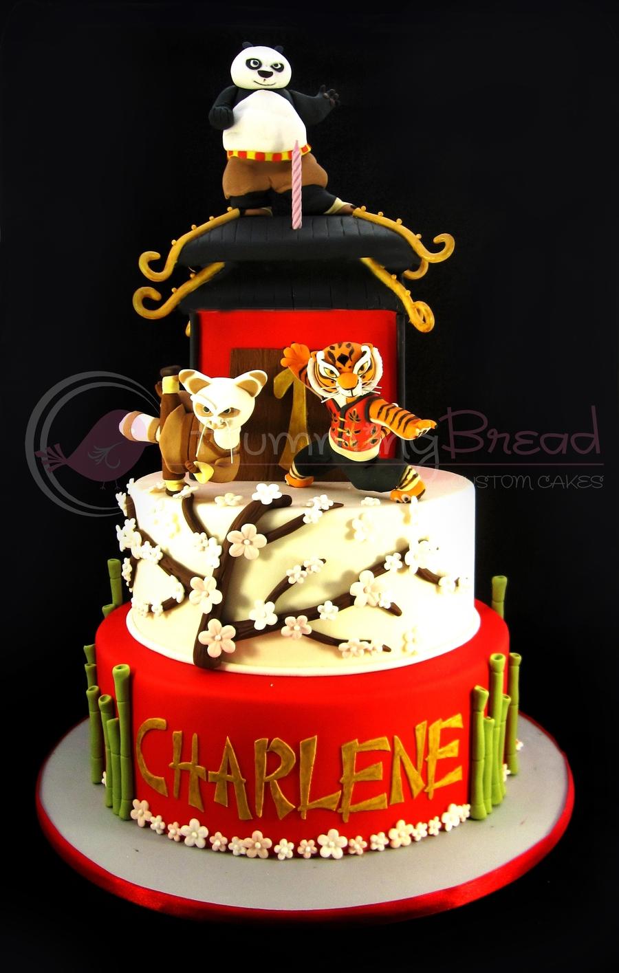 Kung Fu Panda For Charlene Cakecentral Com