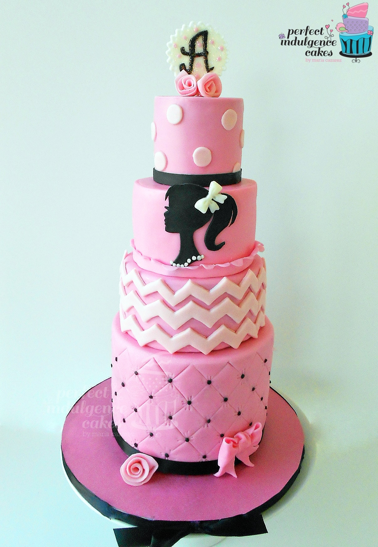 Barbie Birthday Cake For Ashley On Cake Central