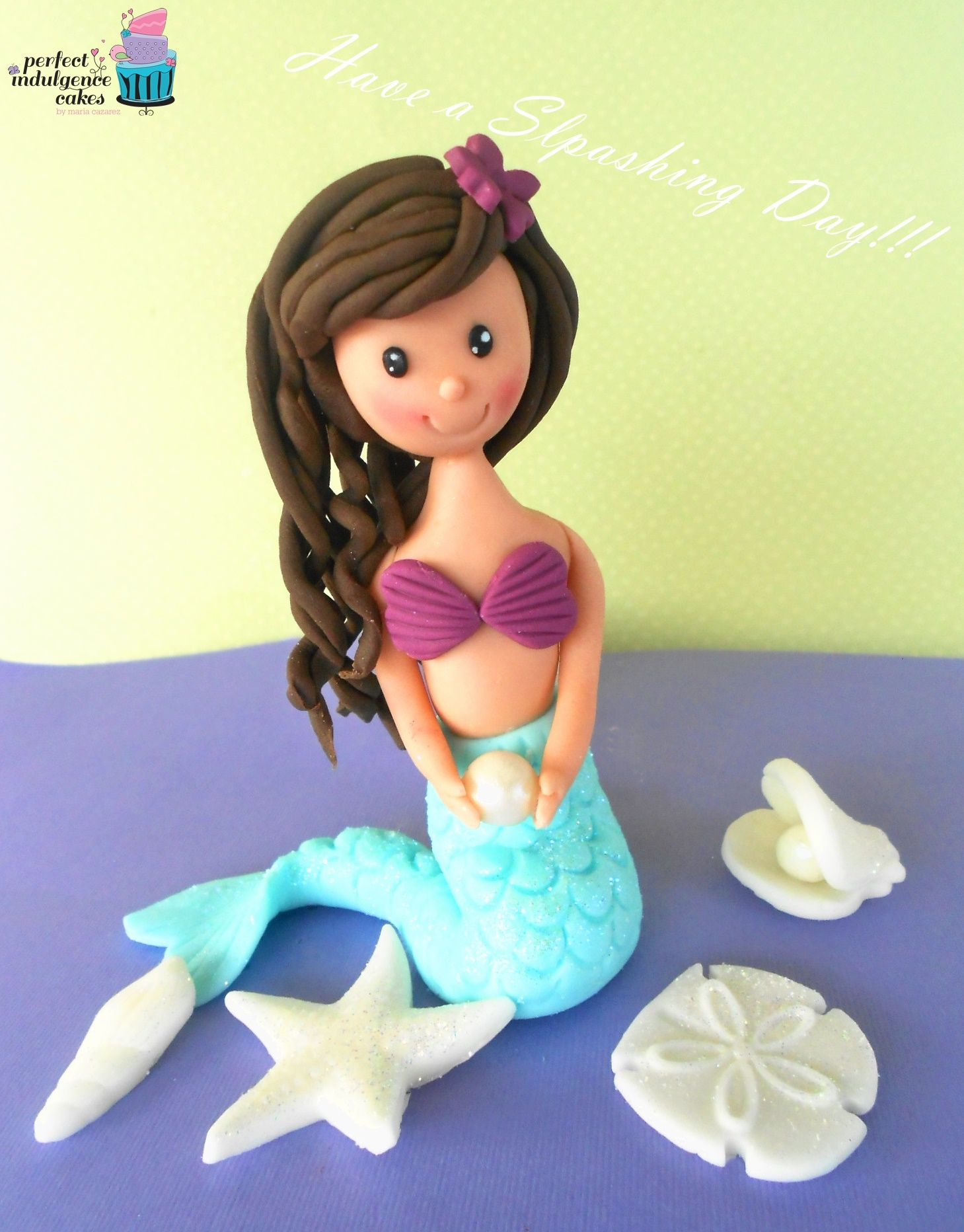 How To Make A Mermaid Cake