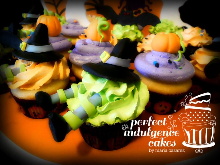 Cupcakes For Halloween on Cake Central