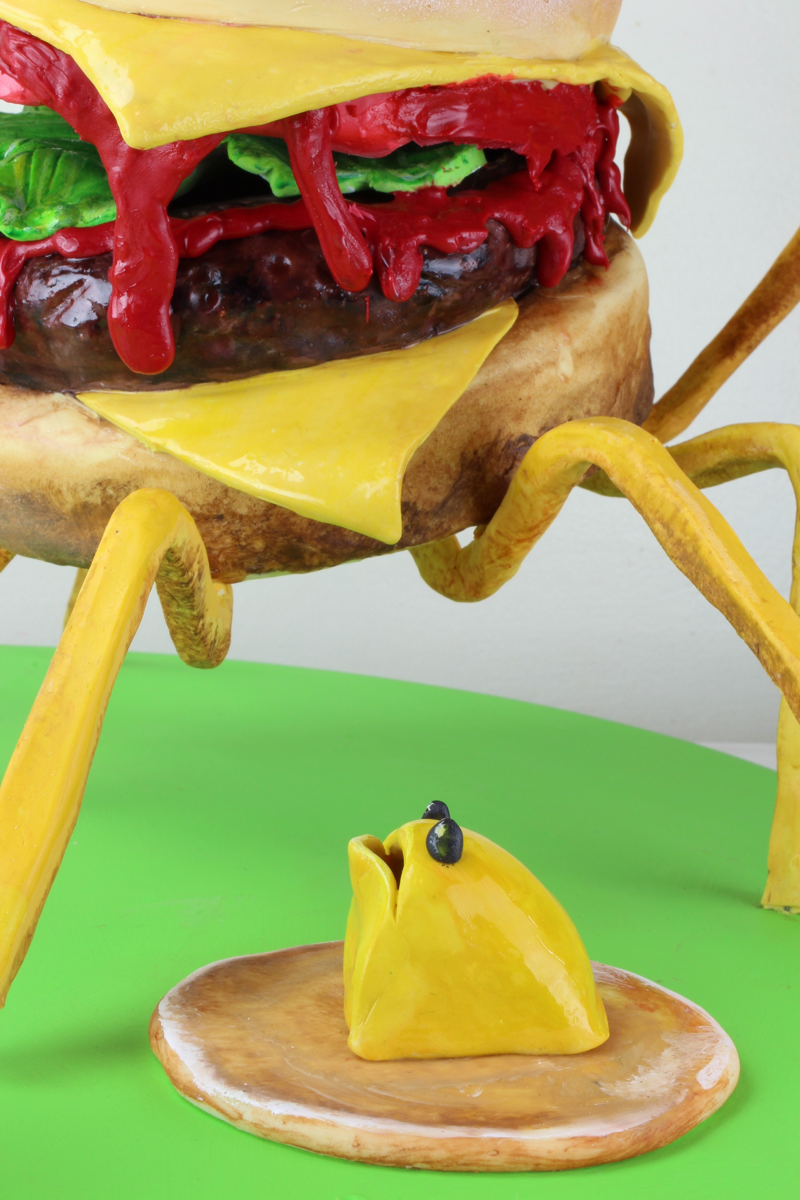 Cloudy With A Chance Of Meatballs 2 Cake Freestanding