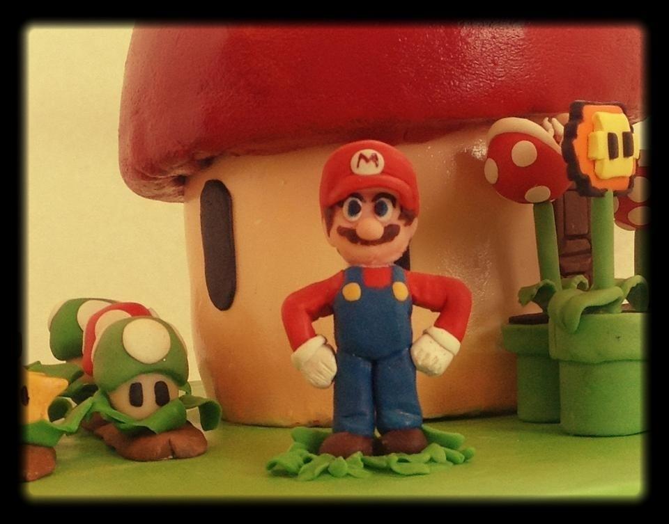 Where Does Marios Garden Grow Cake I Decided To Mix