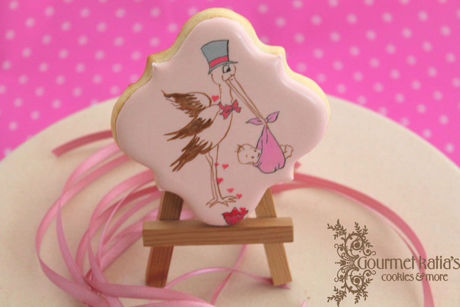 Hand Painted Royal Icing Decorated Cookie on Cake Central