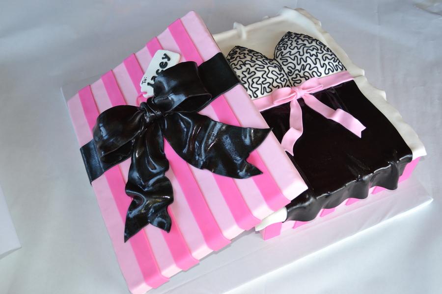 Victoria S Secret Boxed Cake Cakecentral Com
