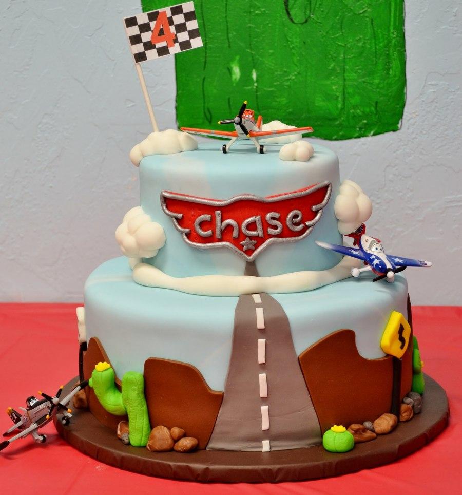 Disney Plane Cake Images : Disney Planes Cake - CakeCentral.com