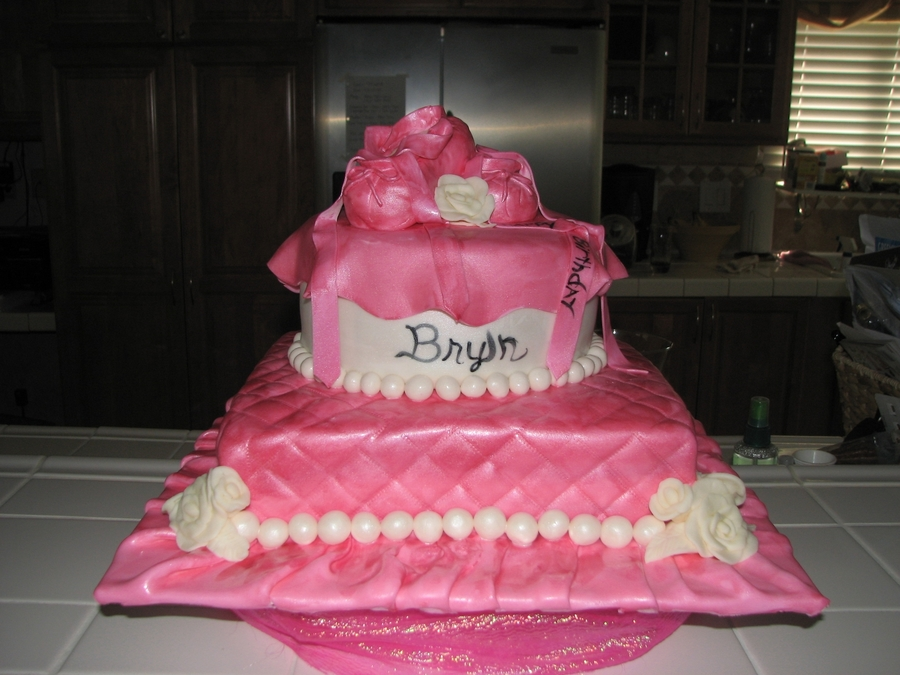 Fabulous Bryns Ballerina Birthday Cake Cakecentral Com Personalised Birthday Cards Epsylily Jamesorg