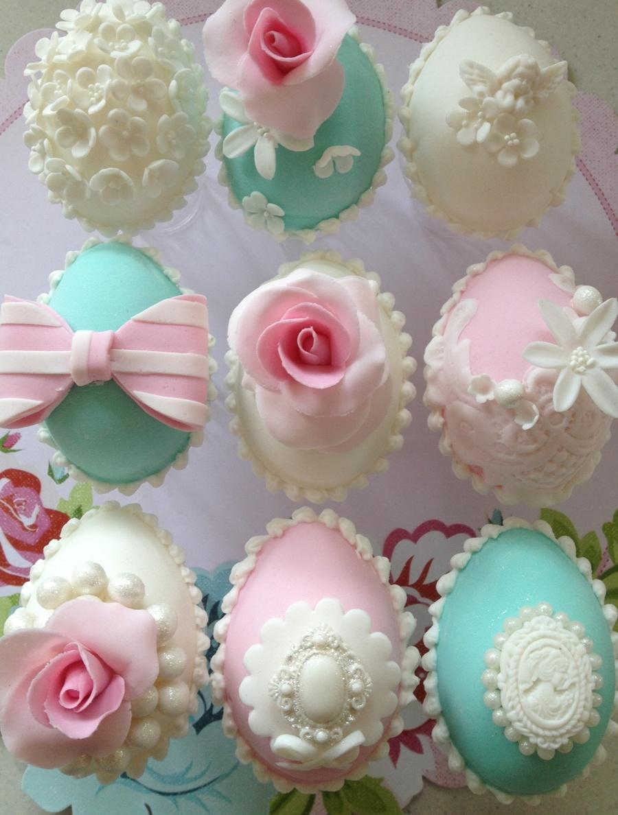 Vintage Easter Eggs Cakecentral Com