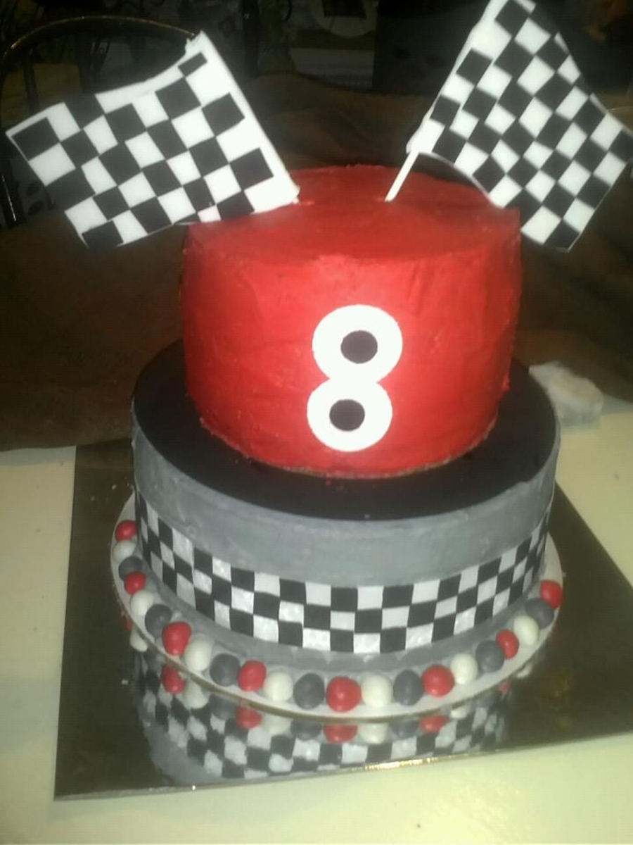 Racing on Cake Central