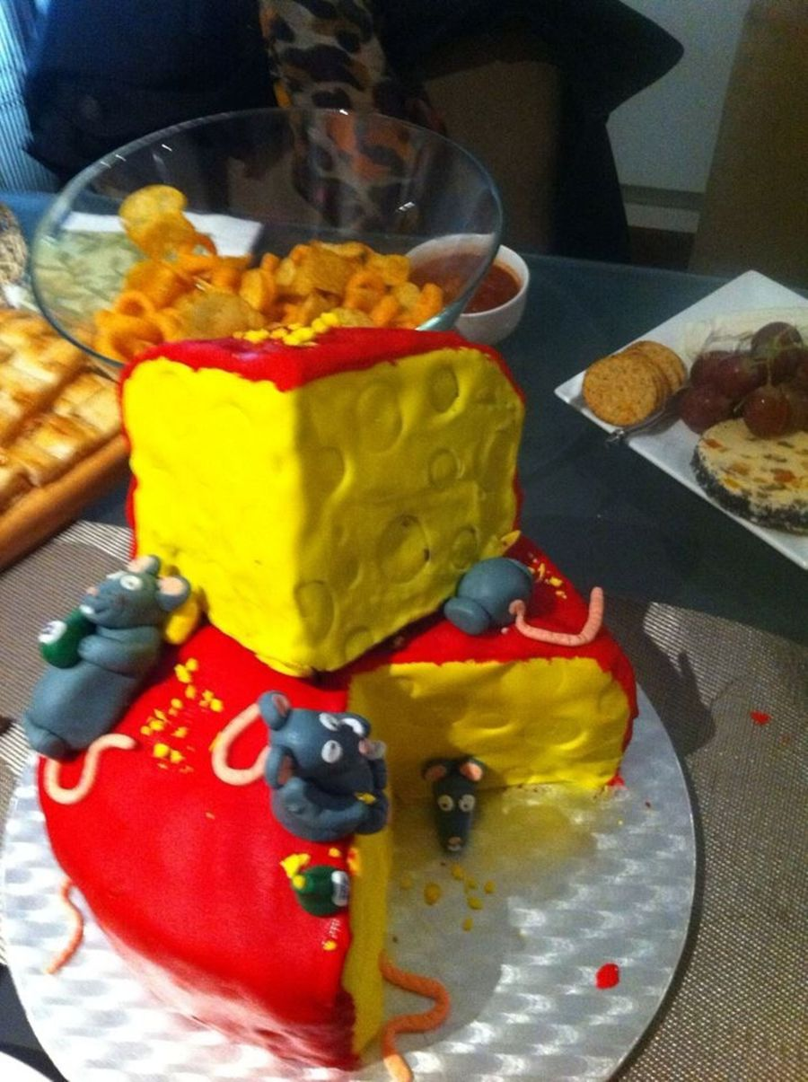Cake Made Of Cheese M Amp
