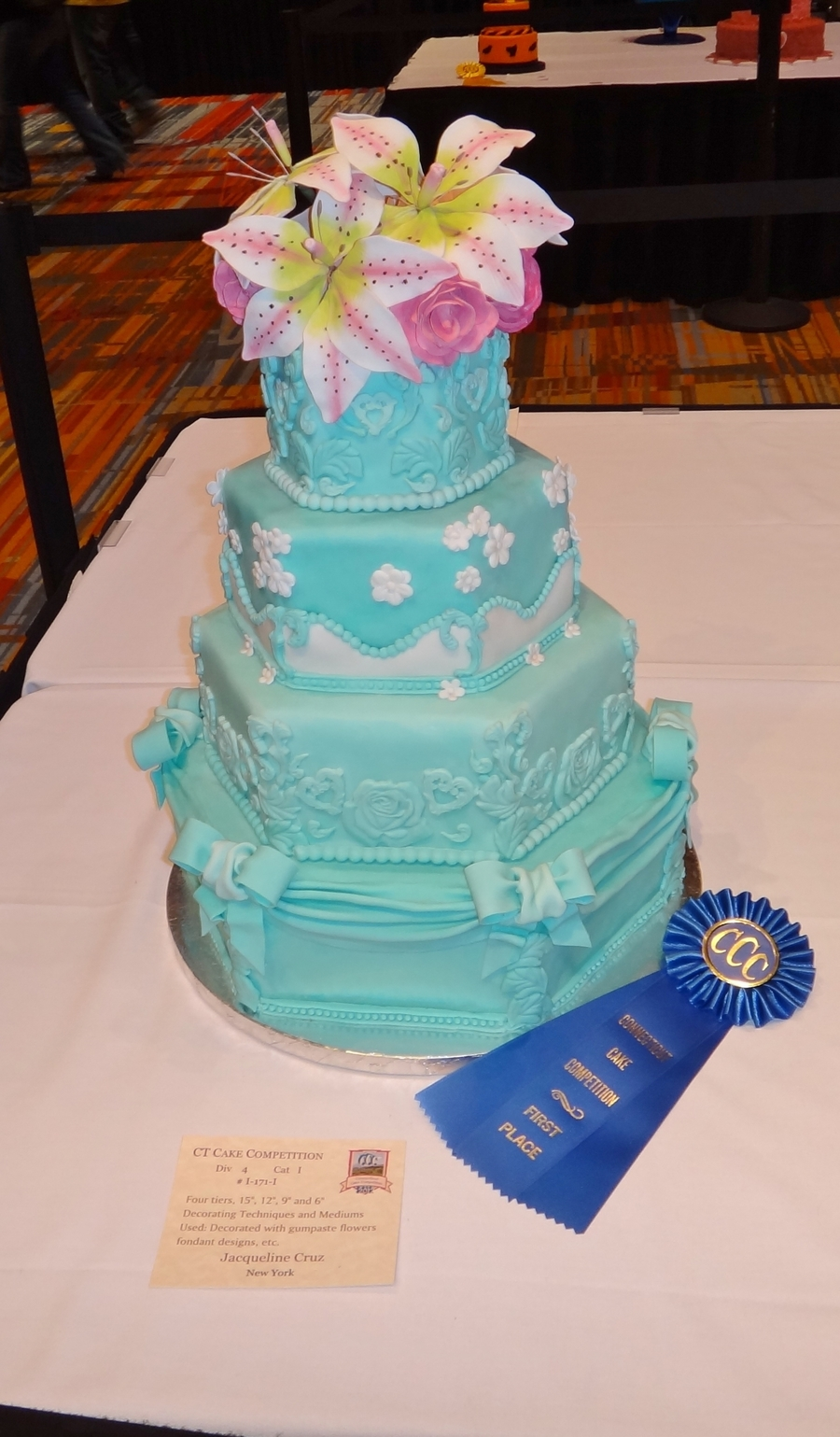 Ct Cake Competition! on Cake Central