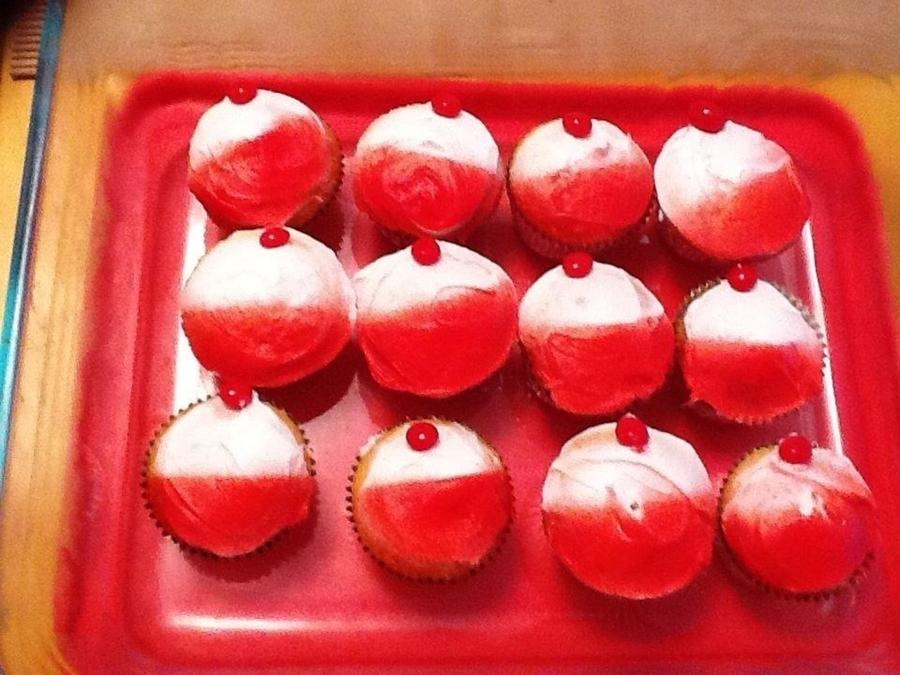 Bobber Cupcakes Cakecentral Com