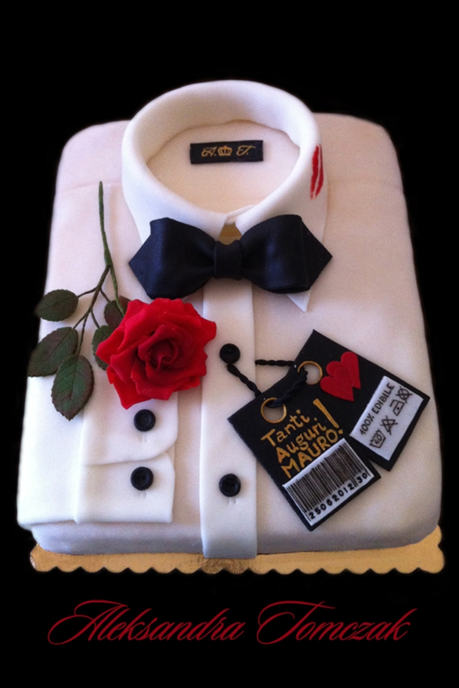 The Most Luxurious Birthday Cake For Him
