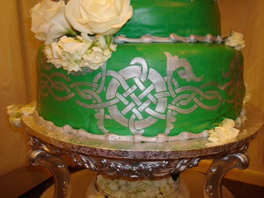 Lotr Orthodox Wedding Cake CakeCentralcom