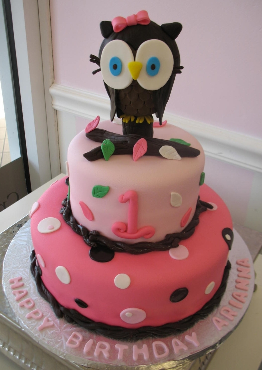 Owl Look Whoo'ss 1 on Cake Central