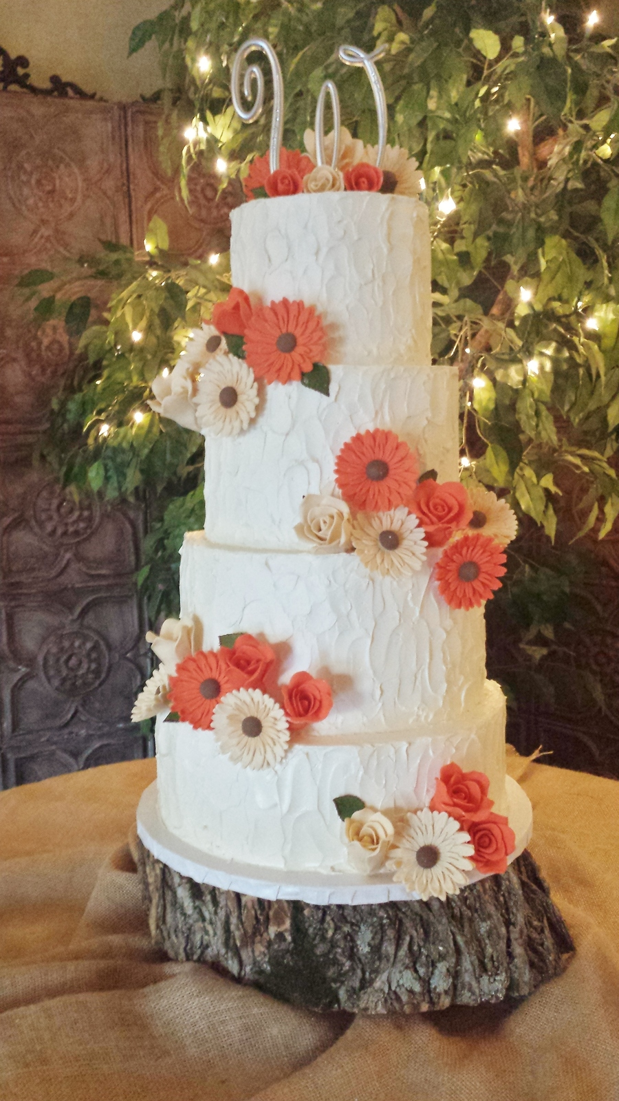 Country Chic on Cake Central