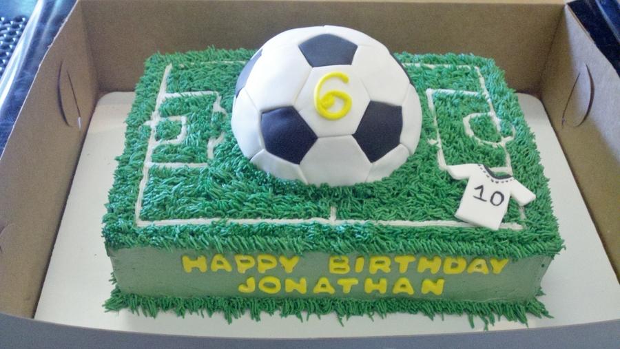 recipe: soccer field cake [12]
