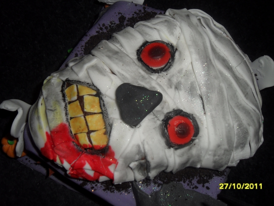 Hallowen on Cake Central