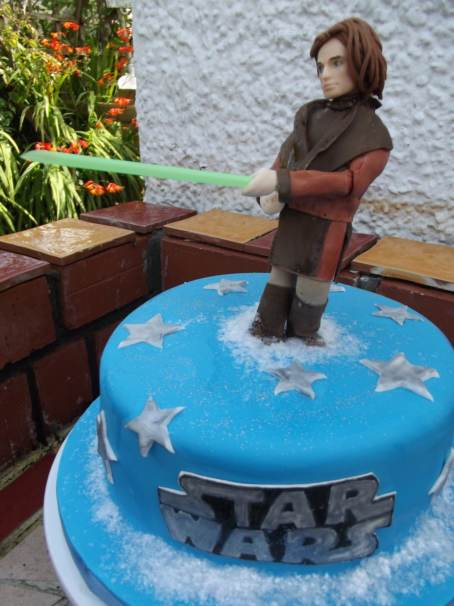 Star Wars  on Cake Central