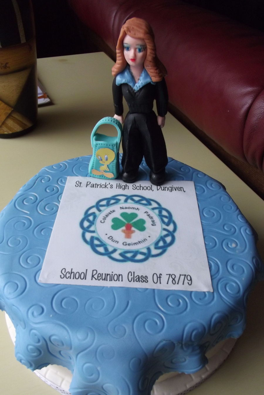 School Reunion on Cake Central