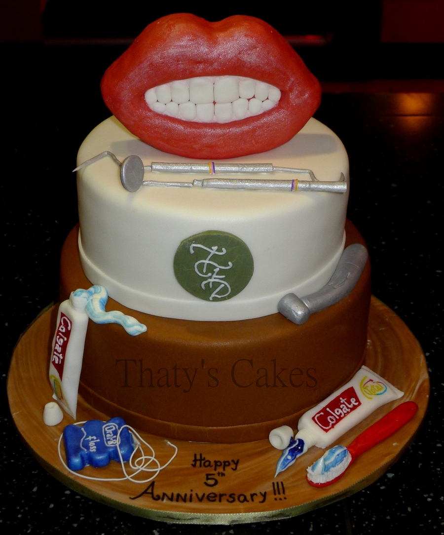 Dentist Cake on Cake Central